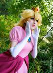 Super Mario Bros - Princess Peach by Rei-Suzuki