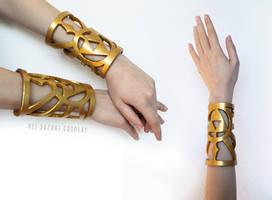 Breath of the Wild - Zelda's Bracelets
