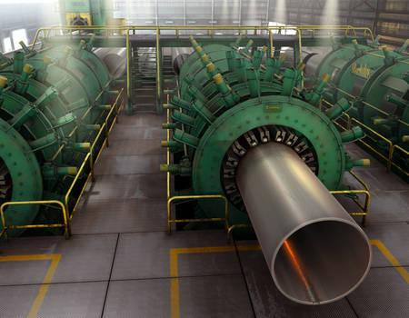 Industrial Pipe Welders