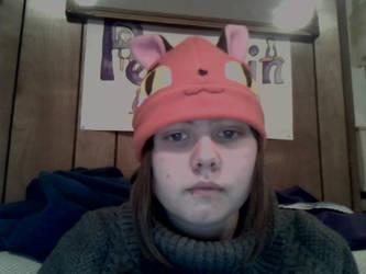 Weird Fox Hat by Azaryth