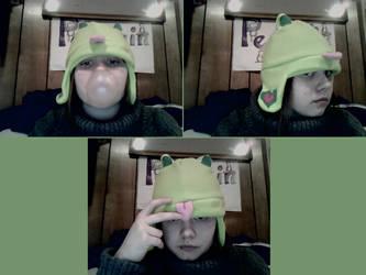 Frog Hat by Azaryth