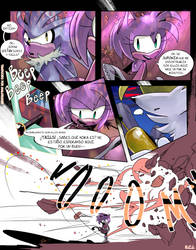 Sonic - Phantom Forces Chapter 02 page 15 Spanish by Malorum55