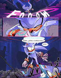 Sonic - Phantom Forces Chapter 02 page 11 Spanish by Malorum55
