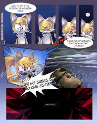 Sonic - Phantom Forces Chapter 02 page 09 Spanish by Malorum55