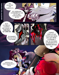 Sonic - Phantom Forces Chapter 02 page 08 Spanish by Malorum55