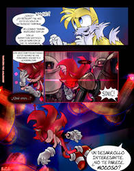 Sonic - Phantom Forces Chapter 02 page 07 Spanish by Malorum55