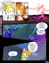 Sonic - Phantom Forces Chapter 02 page 02 Spanish by Malorum55