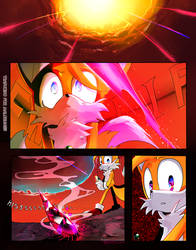 Sonic - Phantom Forces Chapter 02 page 01 Spanish by Malorum55