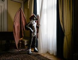 Drache vor dem Fenster by Pilar05