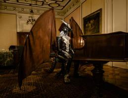 Der Drache am Klavier by Pilar05