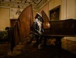 Der Drache am Klavier