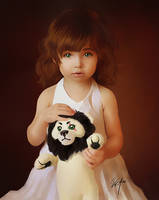 Child Emyria by Lady-Kira-Night