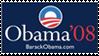 Obama Stamp by googlememan
