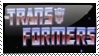 Transformers G1 stamp by googlememan