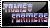 Transformers G1 stamp by googlememan