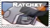 Ratchet G1 stamp by googlememan