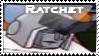 Ratchet G1 stamp by googlememan