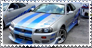 Nissan Stamp by googlememan