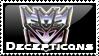 Decepticon Stamp by googlememan