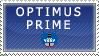 Optimus Stamp by googlememan