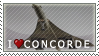 I support concorde stamp