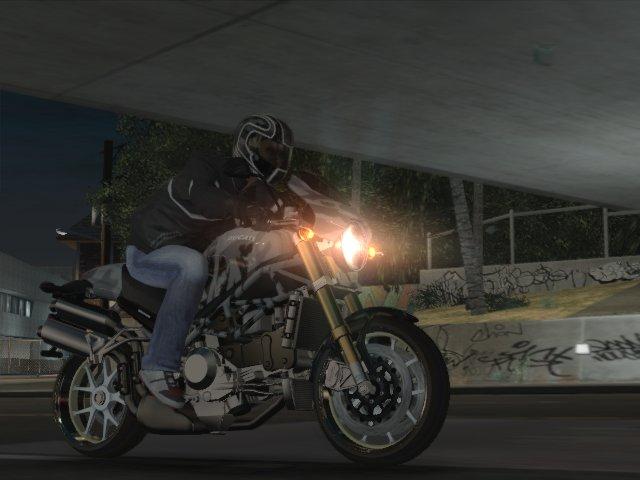 Hot ass on bike