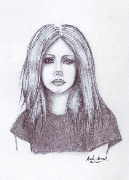 Avril Lavigne by DayDreamDiary on deviantART Avril Lavigne Daydream