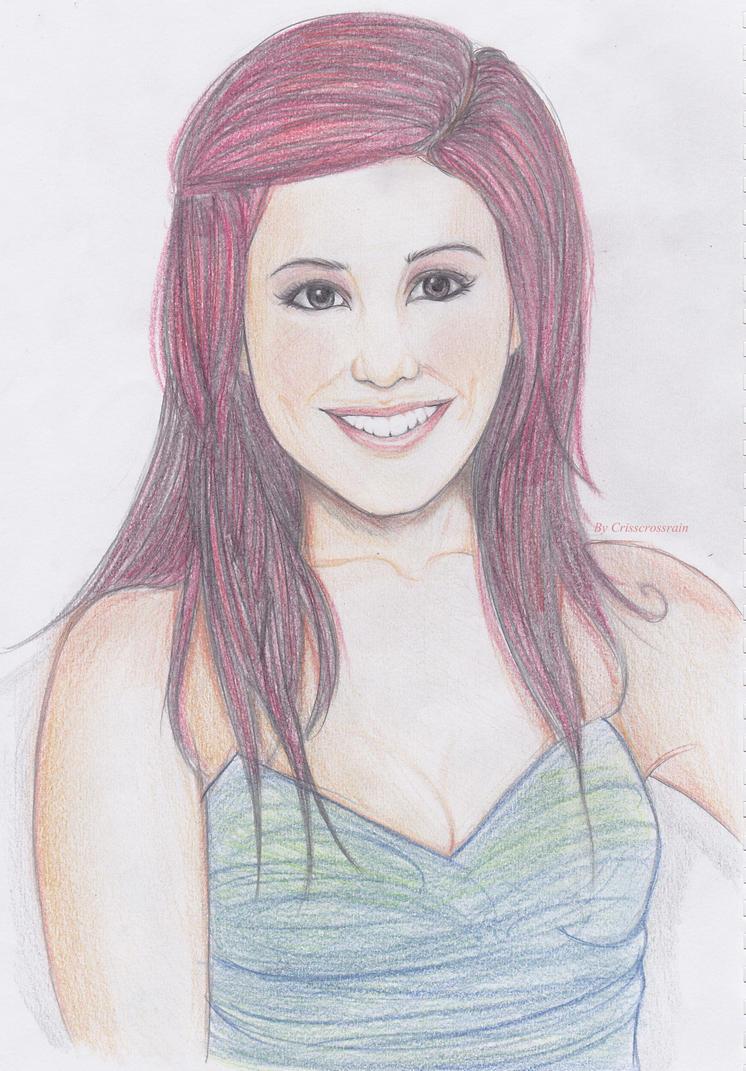 Ariana grande by crisscrossrain