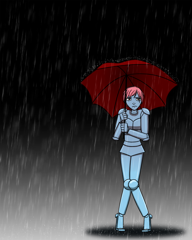 Rainy Day by doodleavc14