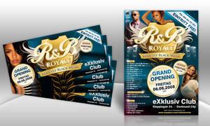 RnB Royale Flyer