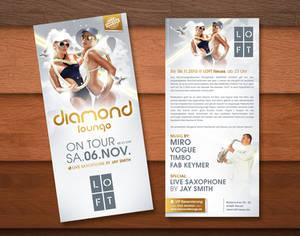 Diamond Lounge Flyer 2
