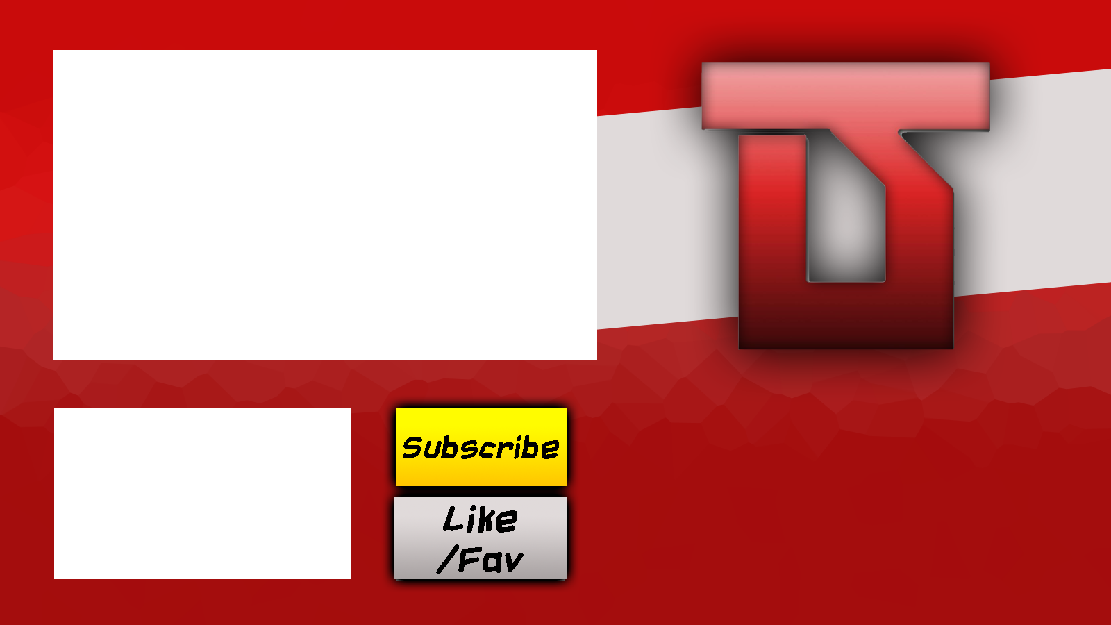 My New Youtube Outro Banner By Dalekstugaming On Deviantart