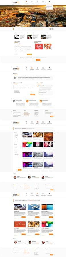 Lindoo Web design