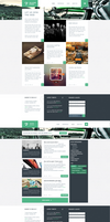 Valleson WP Theme (WIP) by RasonDesign
