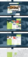Agency portofolio site desing