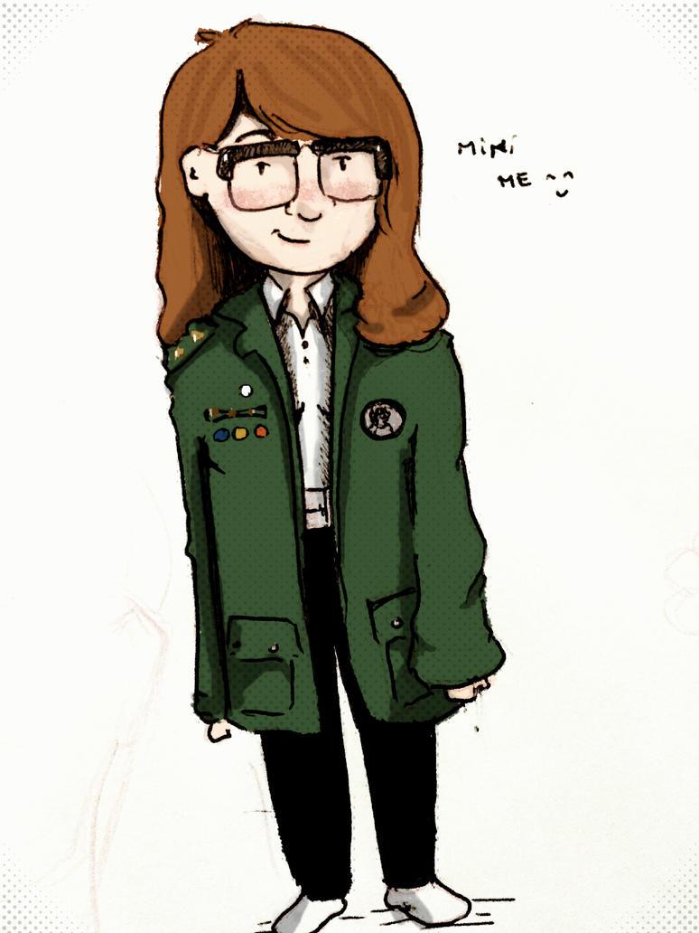 Mini me! by thaynaitor