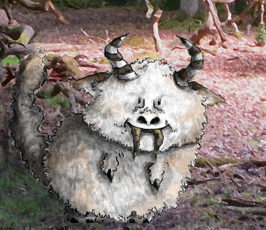 Shinaps - Shih tzu ancestor by thaynaitor