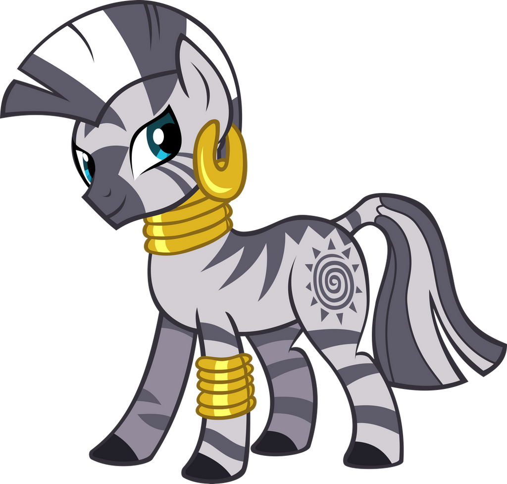 zecora vector by philomenathephoenix on deviantart my little pony clip art color my little pony clip art free