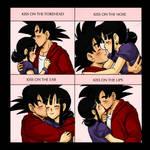 kiss meme GxCC
