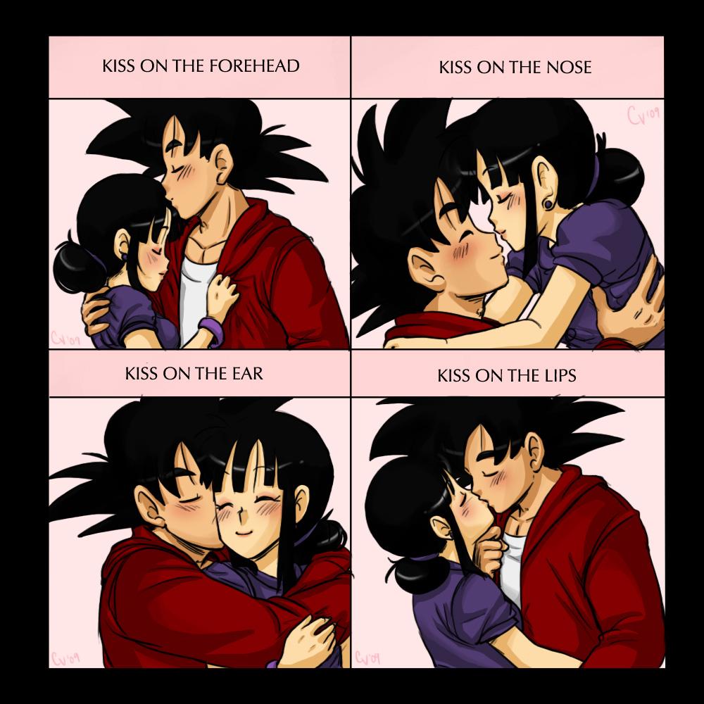 goku and chichi relationship quotes