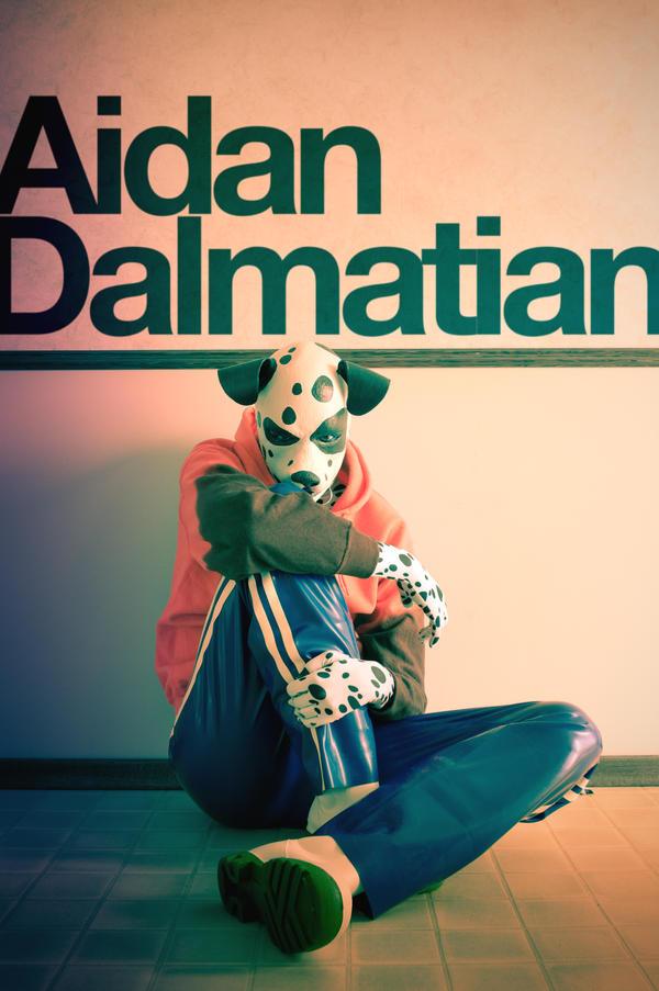 Aidan Dalmatian - A Novel by icefoxx