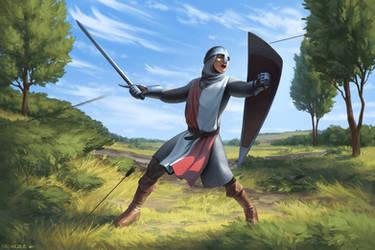 Myth the Fallen Lords Warrior