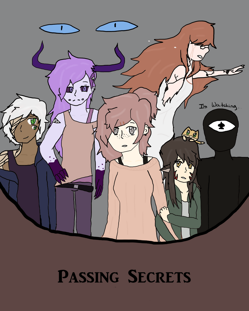 Passing Secrets (Canceled) by PepperRed