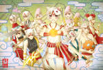 Okami Brush Gods