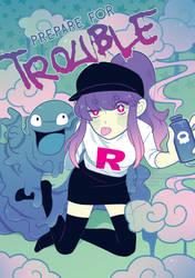 Team Rocket Girl by Firefly-Raye