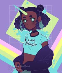 I Am Magic by Firefly-Raye