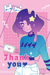Thank you by Firefly-Raye