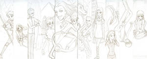Pendragon Travelers by Firefly-Raye