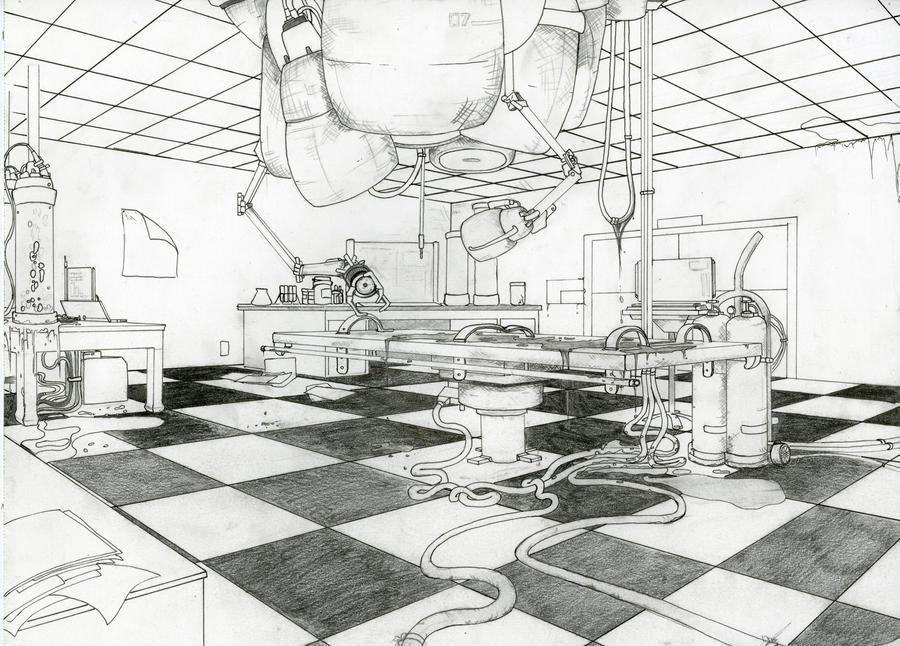 Creepy Lab By Bass Junkey