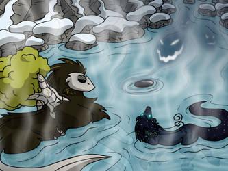 TWWM Waterways Quest: The Warming Stone 2 by hitodama89